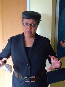 Wanda Spence Plays Rosa Parks.